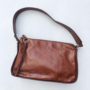Hobo The Original • Genuine Leather Shoulder Bag